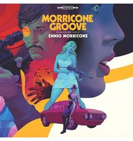 Beat Ball Morricone, Ennio: Morricone Groove: The Kaleidoscope Sound of Ennio Morricone LP