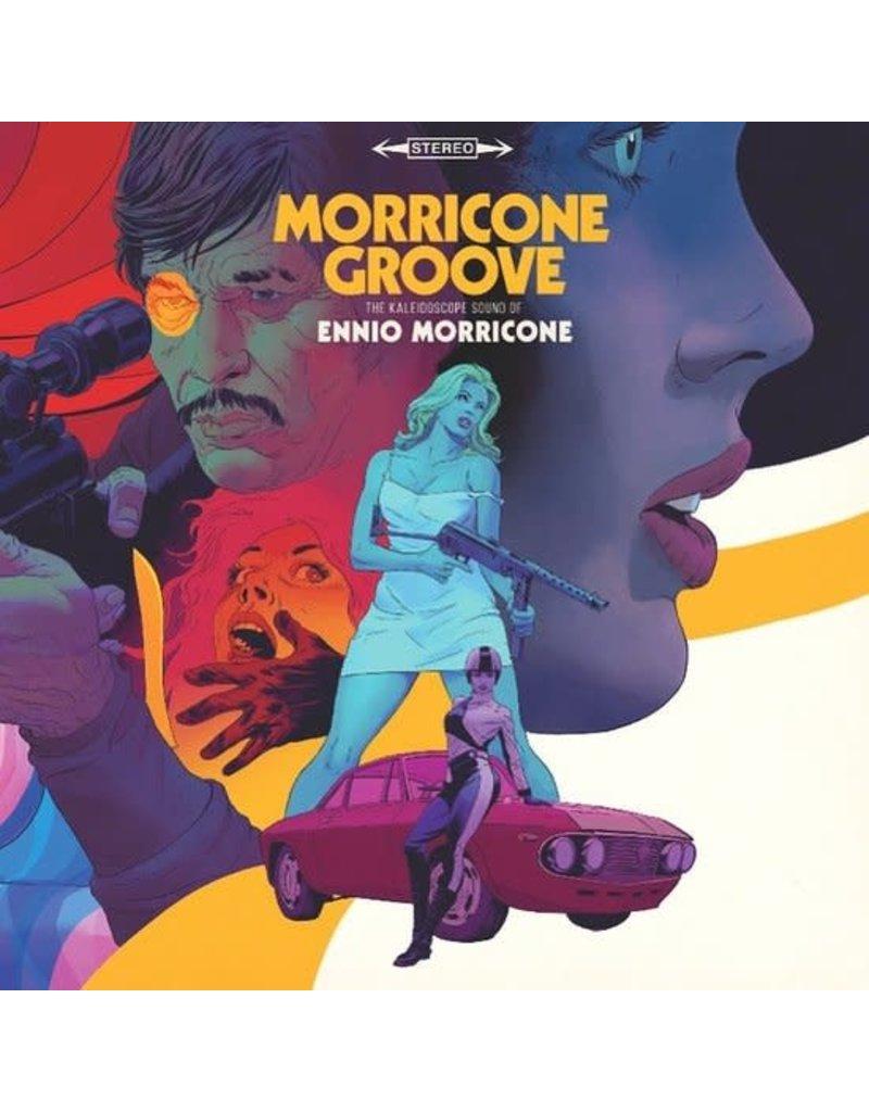 Beat Ball Morricone, Ennio: Morricone Groove: The Kaleidoscope Sound of Ennio Morricone LP