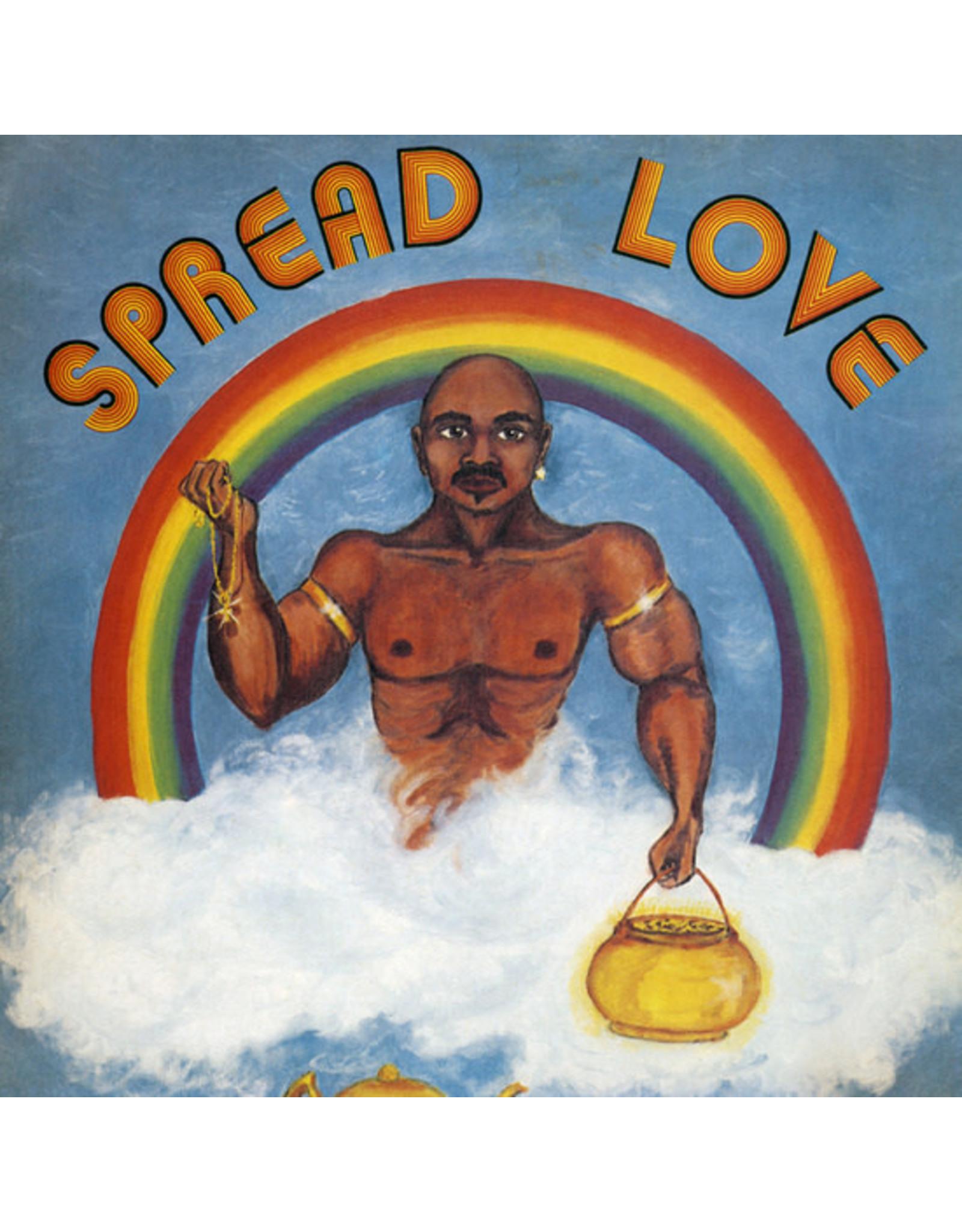 Tidal Wave Music Orr, Michael: Spread Love LP