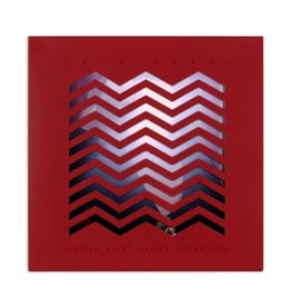 Death Waltz OST: Twin Peaks Limited Event Series Soundtrack LP