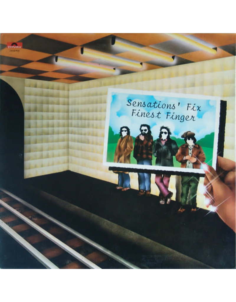 Vinyl Magic Sensations' Fix: Finest Finger LP