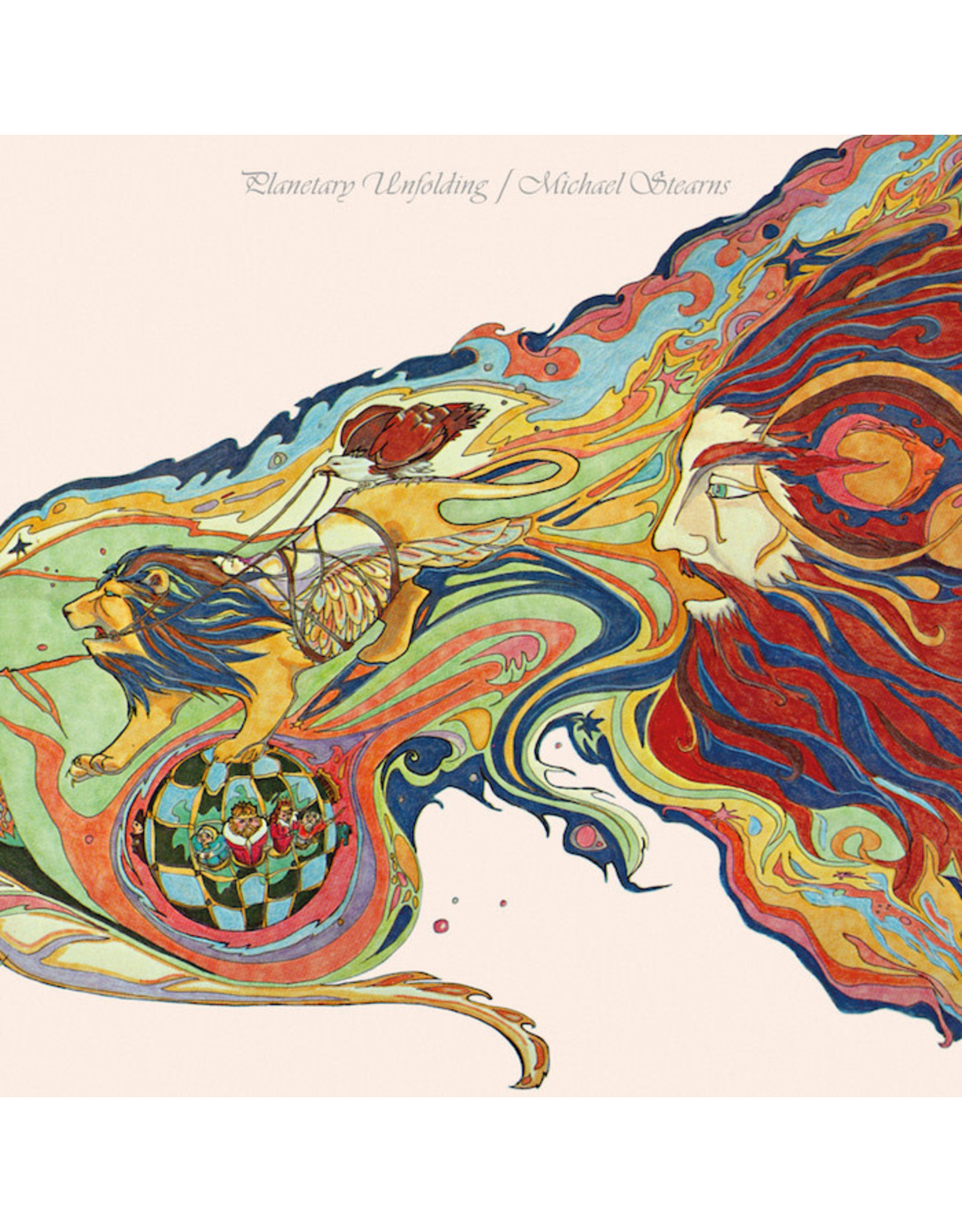 Emotional Rescue Stearns, Michael: Planetary Unfolding LP