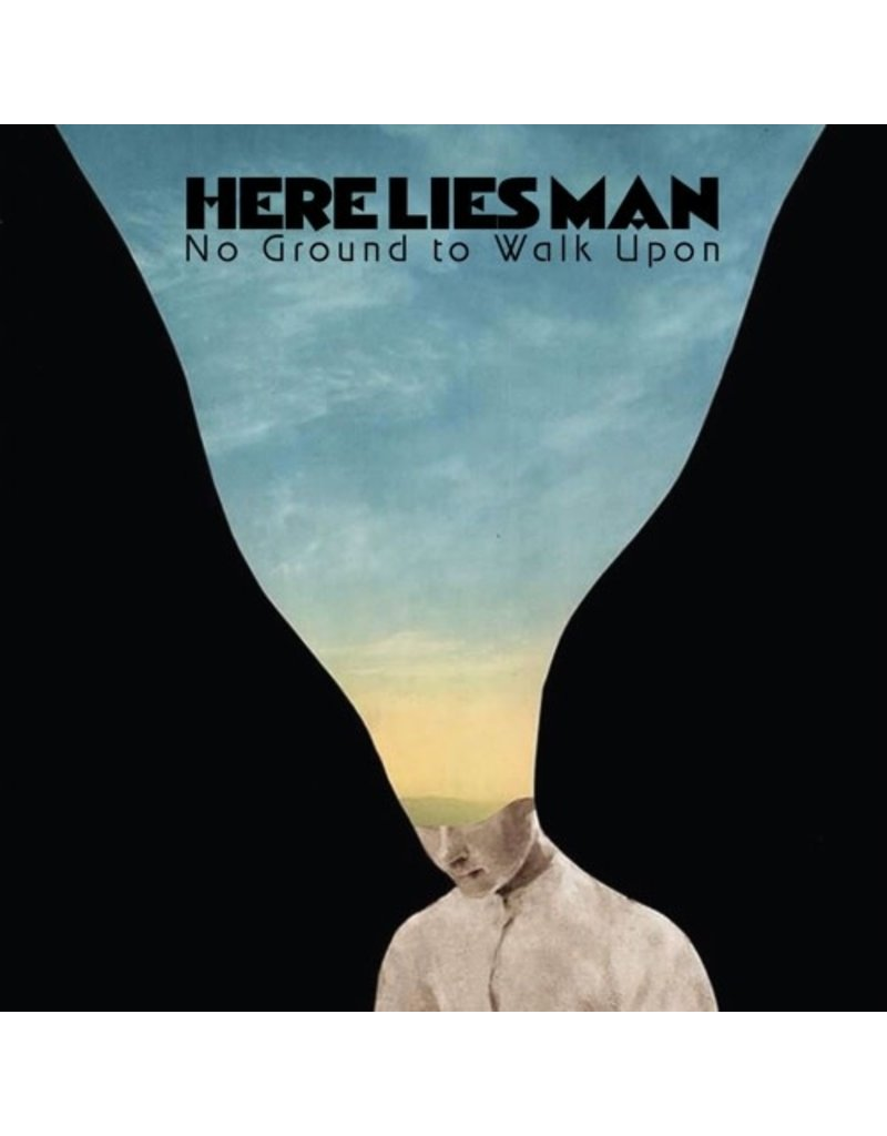 Riding Easy Here Lies Man: No Ground To Walk Upon LP