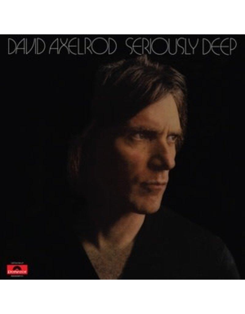 Axelrod, David: Seriously Deep LP