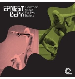 Trunk Berk, Ernest: Electronic Music for Two Ballets LP