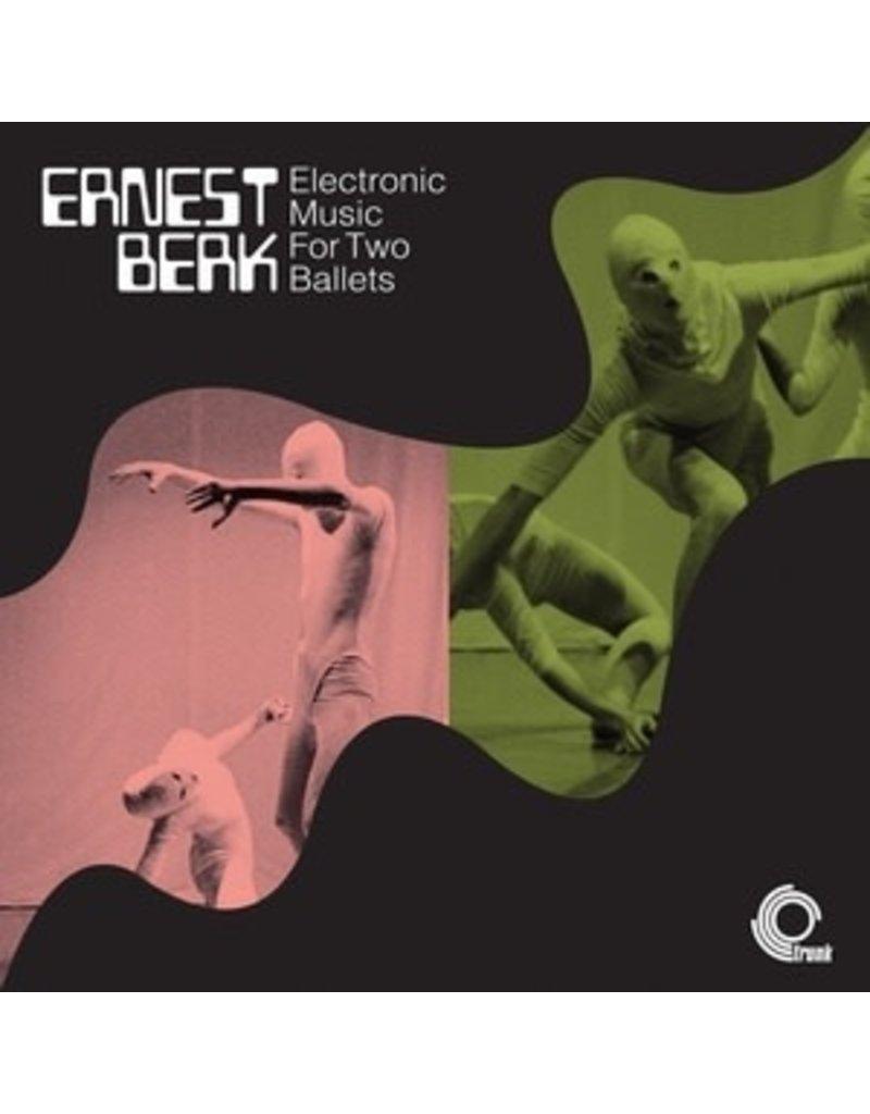 Trunk Berk, Ernest: Electronic Music for Two Ballets LP