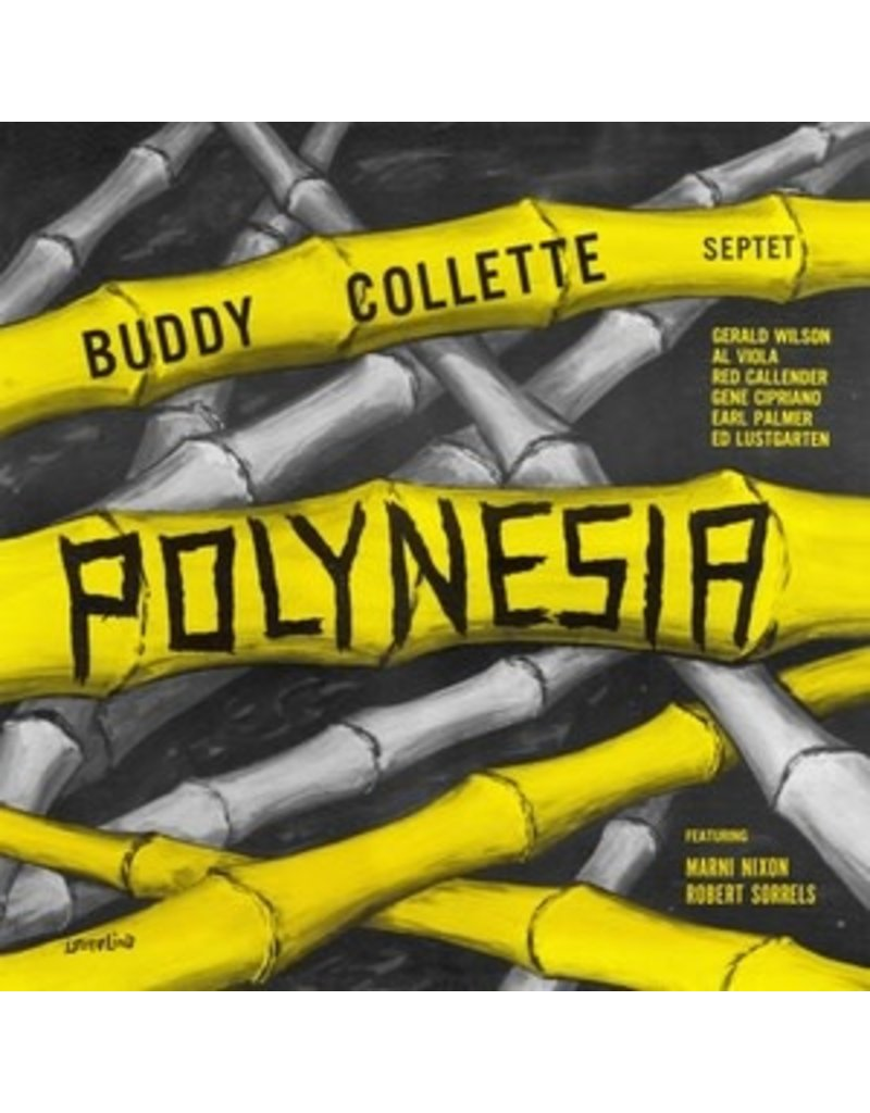 Trunk Collette Septet, Buddy: Polynesia LP