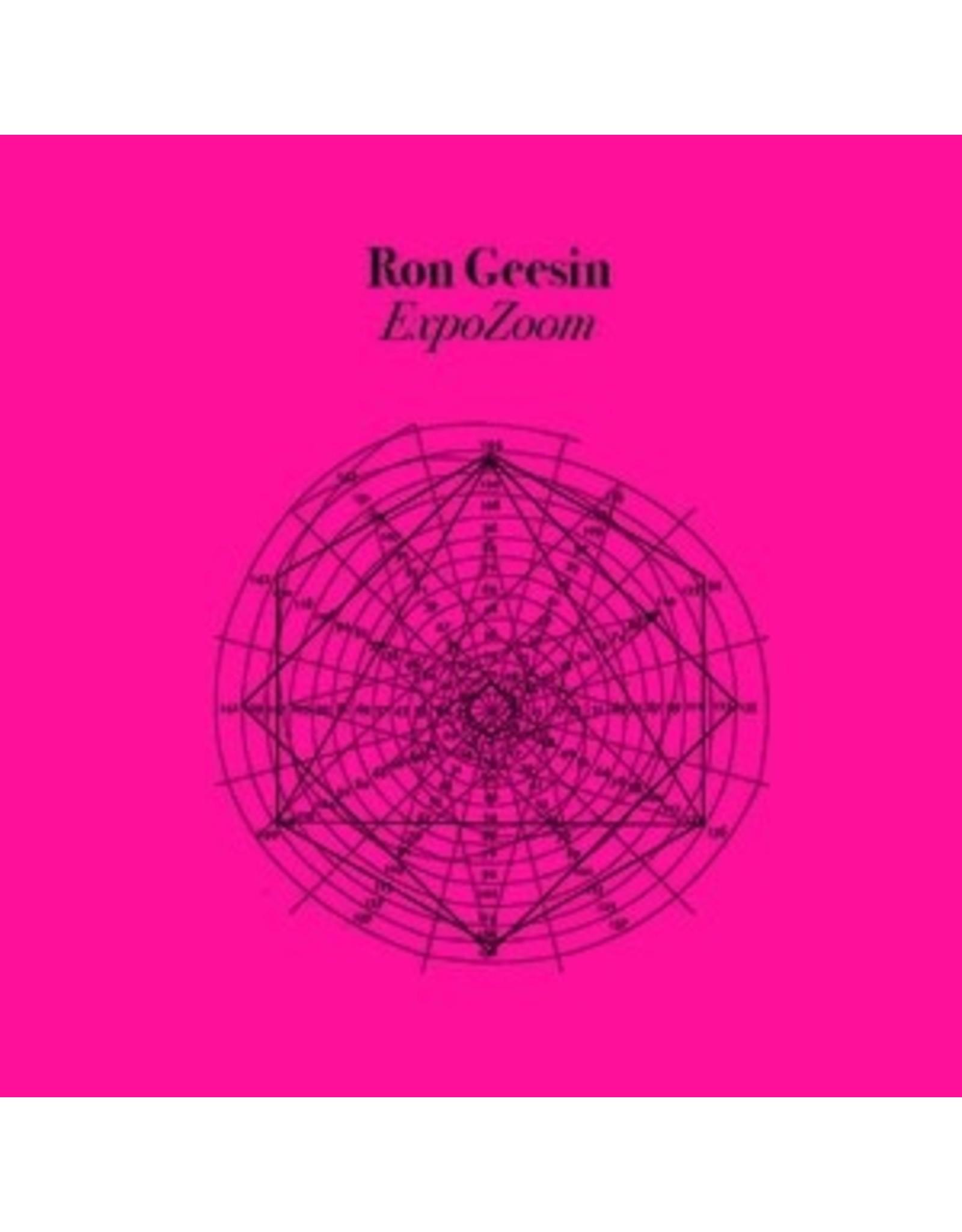 Dark Companion Geesin, Ron: ExpoZoom LP