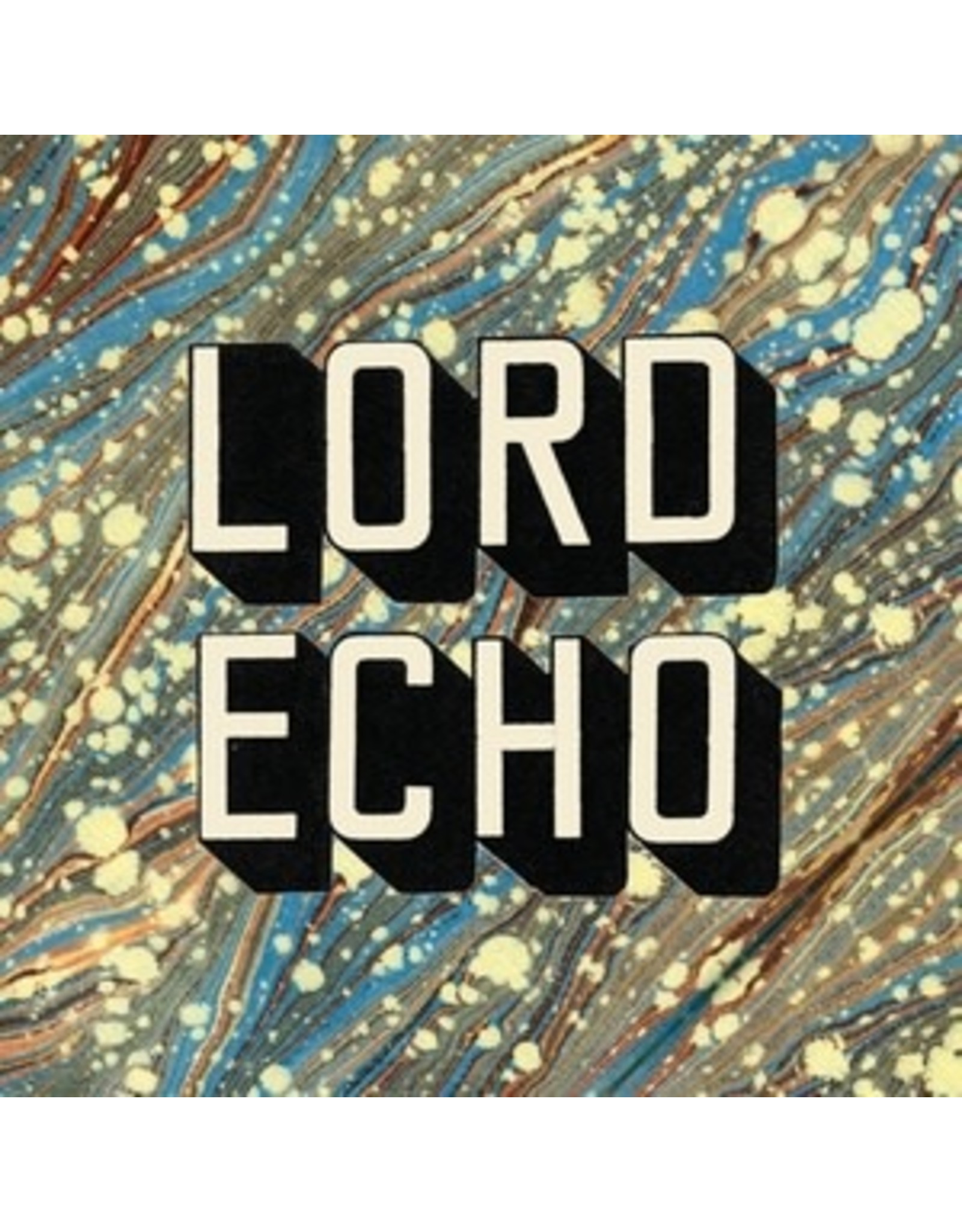 Soundways Lord Echo: Curiosities LP