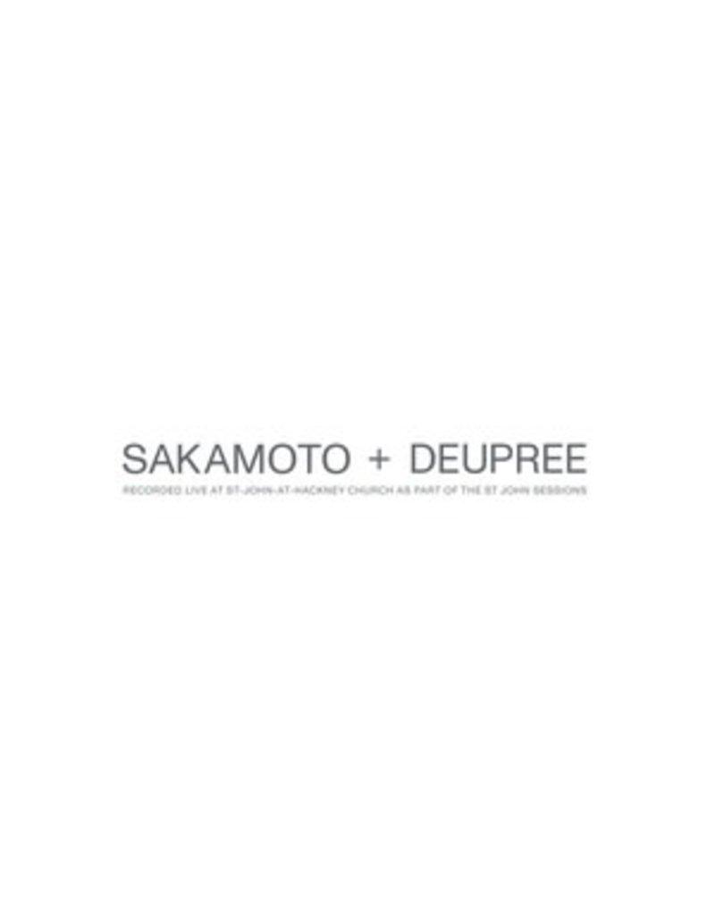 Thirtythree Thirtythree Sakamoto/Deupree: Live in London LP