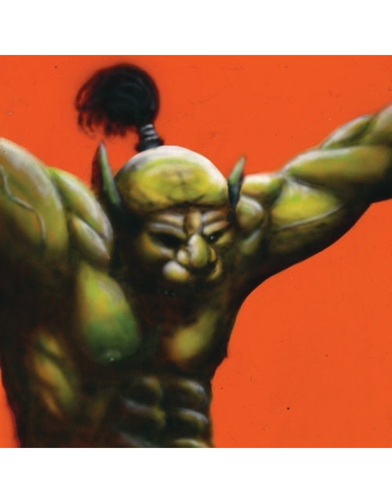 Castle Face Oh Sees : Face Stabber LP