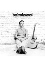 Light in the Attic Hazlewood, Lee: 400 Miles  From L.A. 1955-56 LP