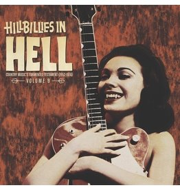 Iron Mountain Various: Hillbillies In Hell: Volume 9 LP