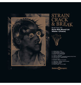 Finders Keepers Various: Strain, Crack, & Break: NWW Vol 1 LP