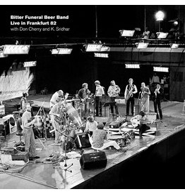 Black Sweat Bitter Funeral Beer Band w/ Don Cherry: Live in Frankfurt '82 LP