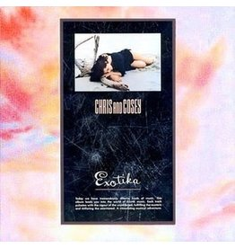 Conspiracy International Chris & Cosey: Exotika LP