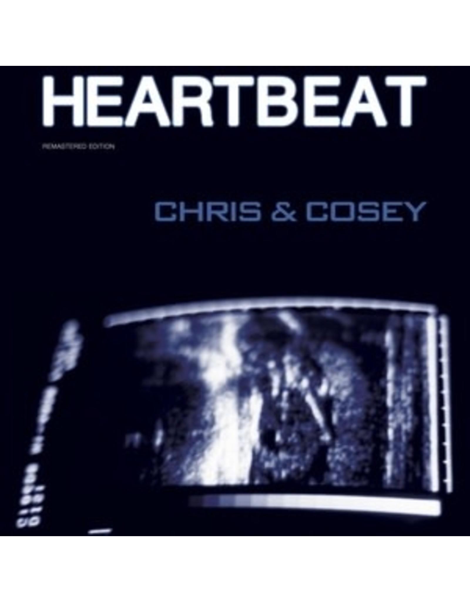 Conspiracy International Chris & Cosey: Heartbeat LP