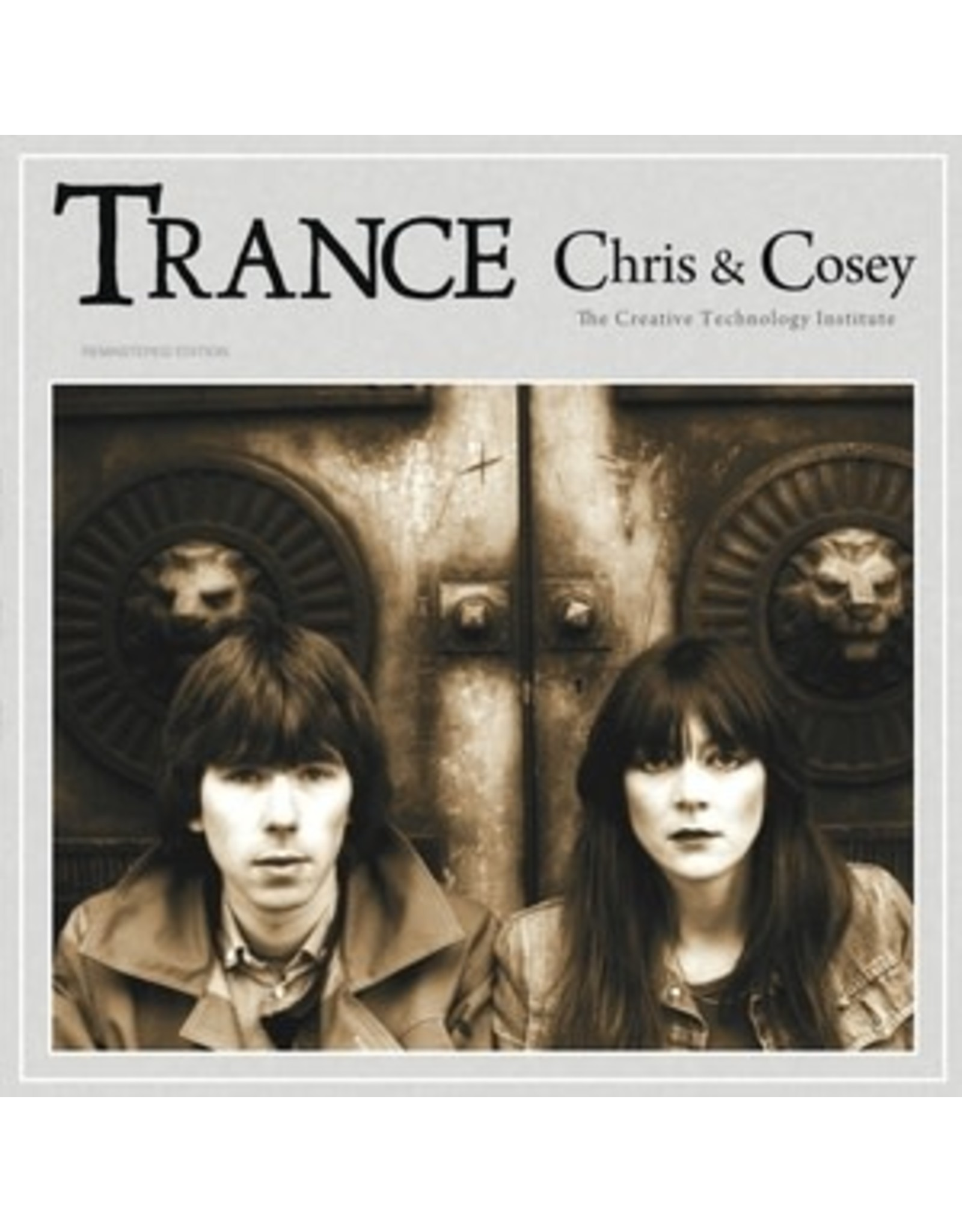 Conspiracy International Chris & Cosey: Trance LP