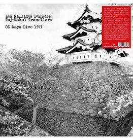 Alternative Fox Les Rallizes Denudes/Taj Mahal Travellers: Oz Days Live LP