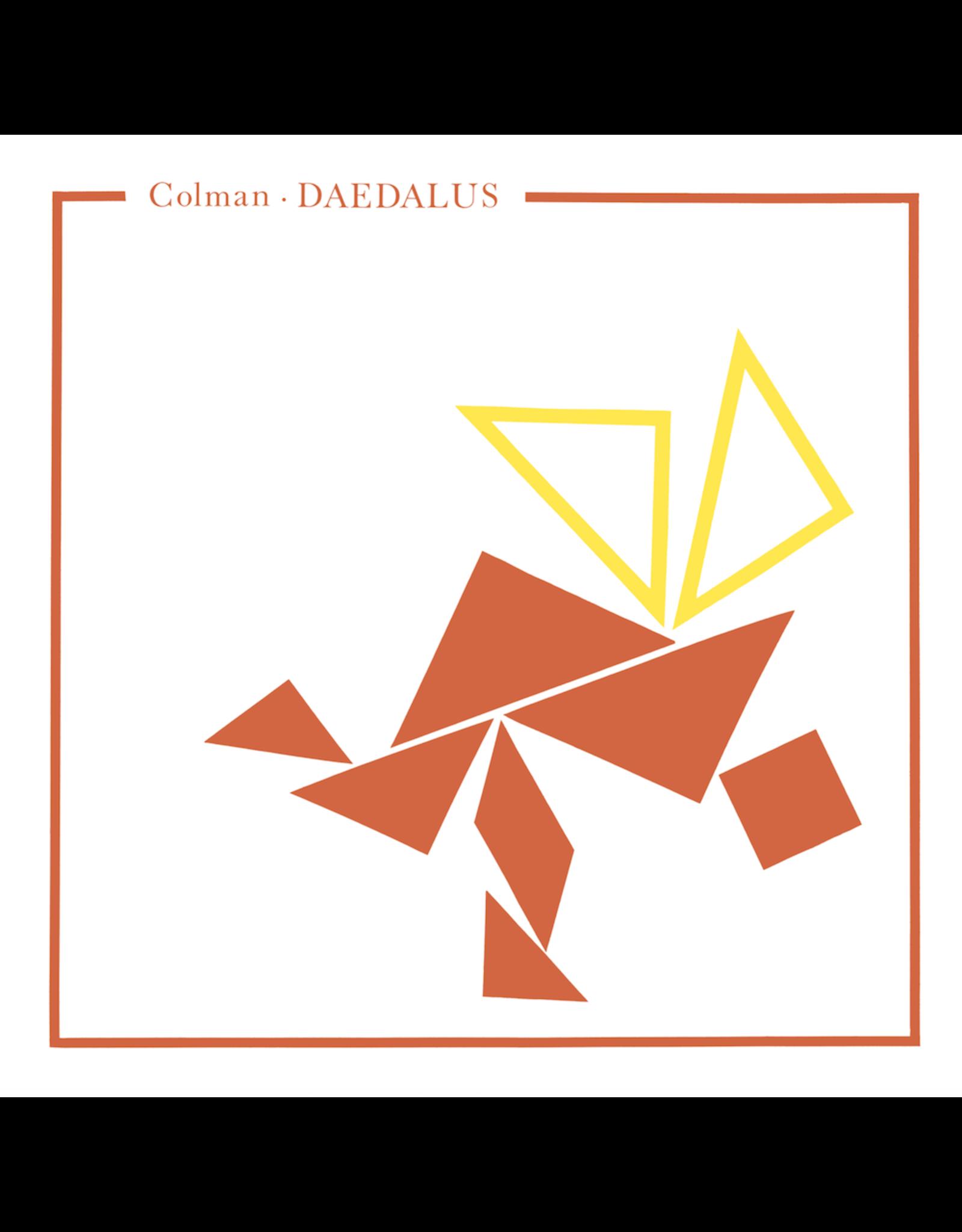 Musique Plastique Colman: Daedalus LP