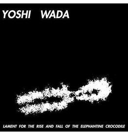 Etats Unis Wada, Yoshi: Lament for the Rise and Fall of the Elephantine Crocodile LP