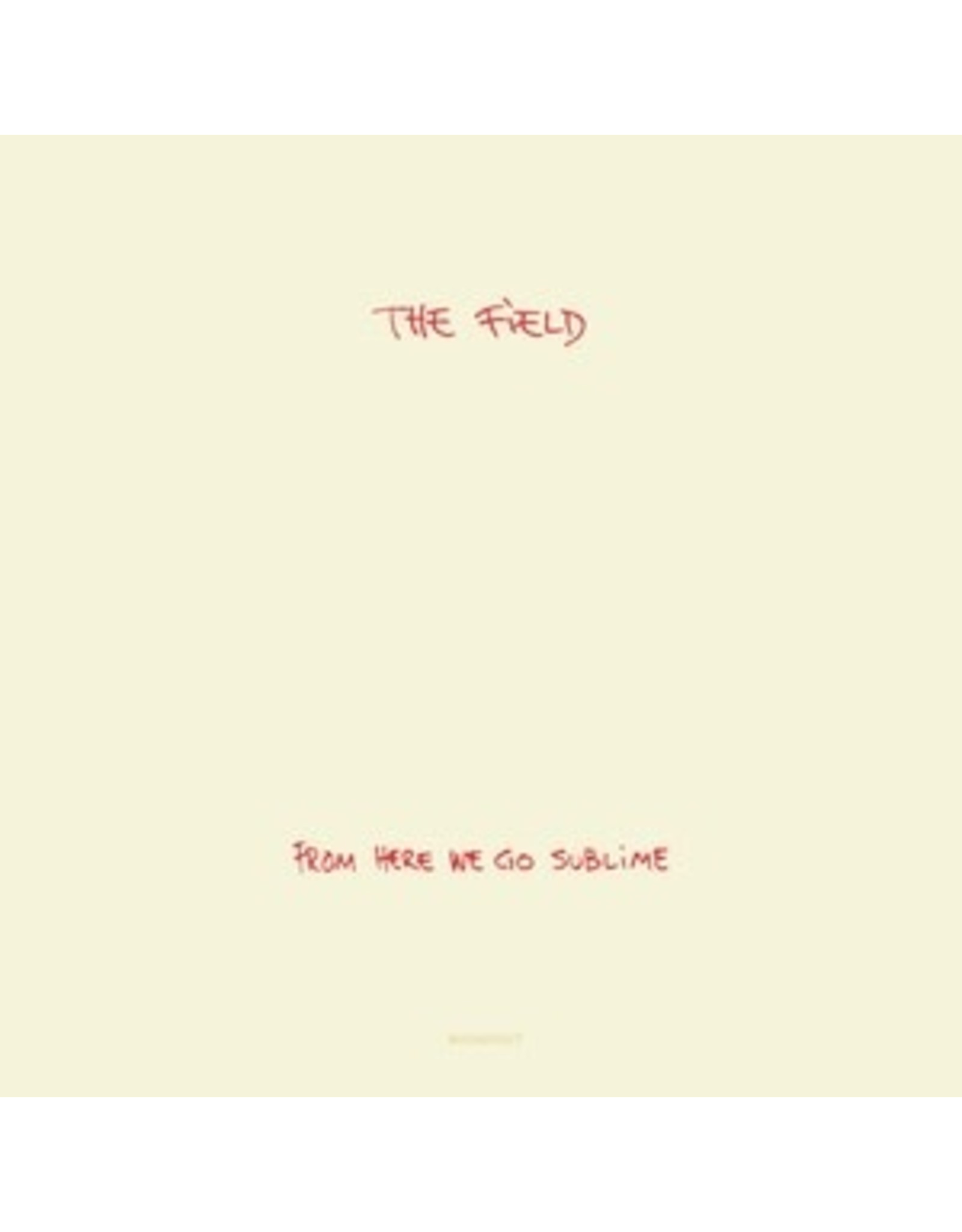 Kompakt Field: From Here We Go Sublime LP