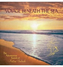 Subliminal Sounds Uneback, Mattias: Voyage Beneath the Sea LP