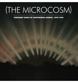 Light in the Attic Various: (The Microcosm) Visionary Music of Continental Europe 1970-1986 BOX