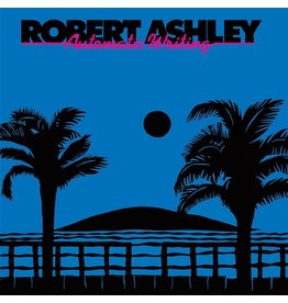 Lovely Ashley, Robert: Automatic Writing LP