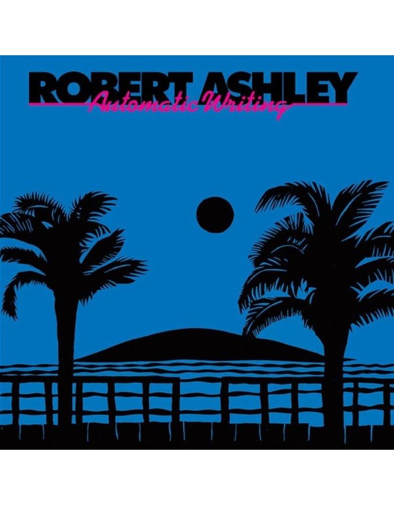 Lovely Ashley, Robert: Automatic Writing LP