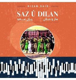 Akuphone Rizan Said: Saz U Dilan LP