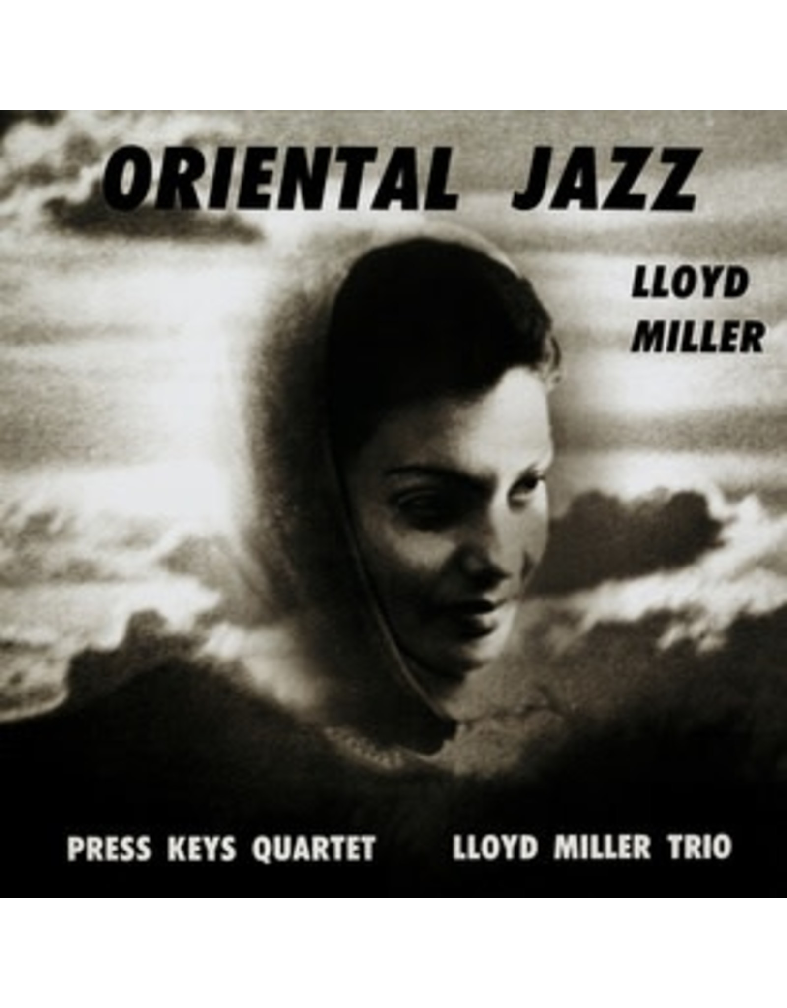 Now Again Miller, Lloyd: Oriental Jazz LP