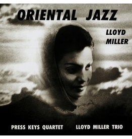 Now Again Miller, Lloyd: Oriental Jazz LP