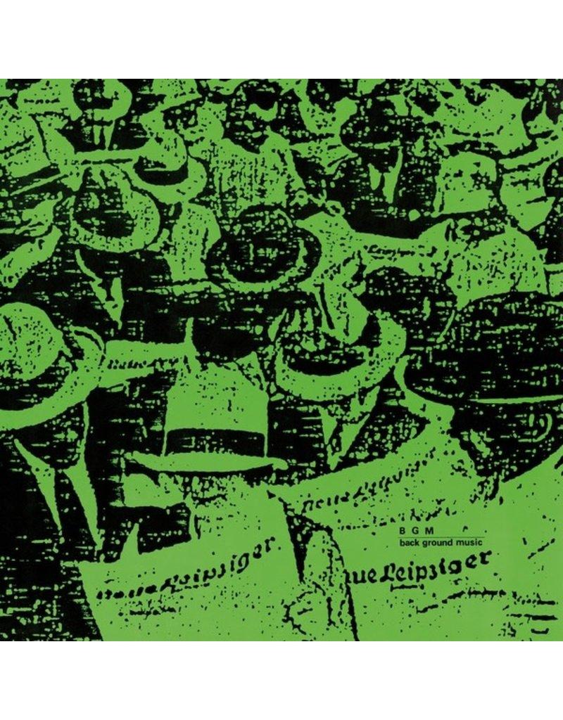 Studio Mule BGM: Background Music LP