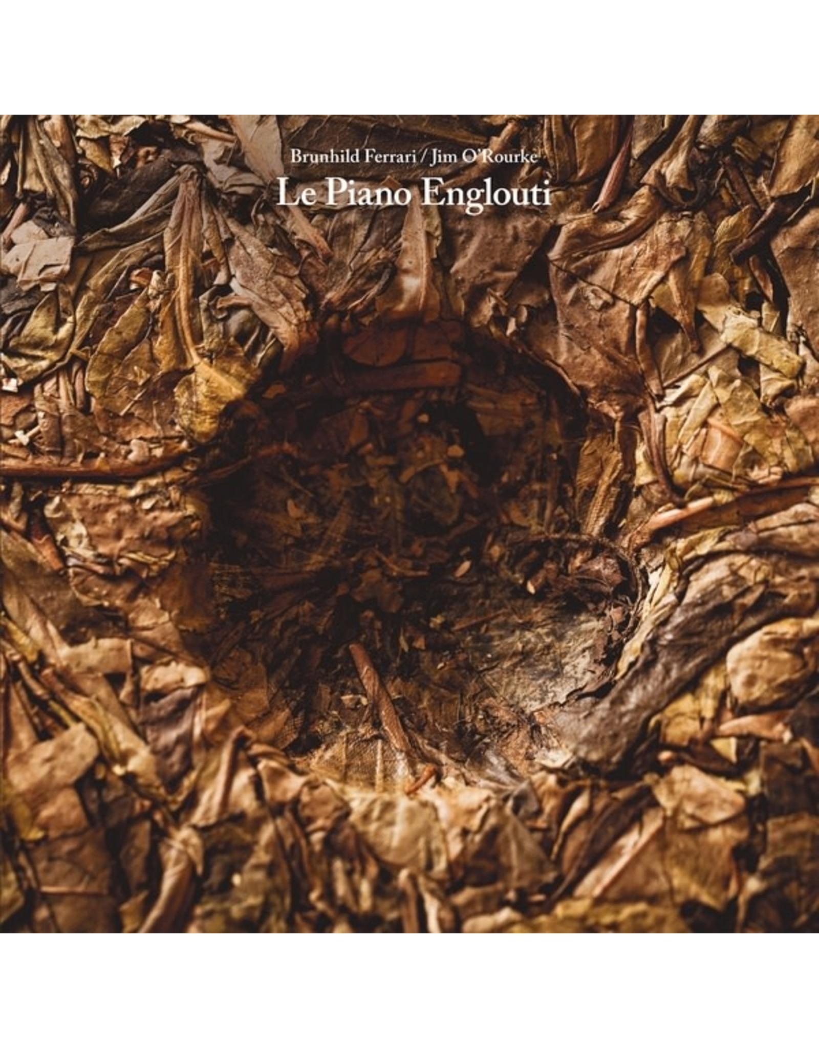Black Truffle Ferrari, Brunhild & Jim O'Rourke: Le Piano Englout LP