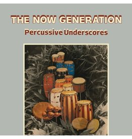 Be With Ludemann, Peter & Pit Troja: Now Generation (Percussive Underscores) LP