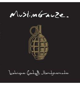 Staalplaat Muslimgauze: Lalique Gadaffi Handgrenade  LP