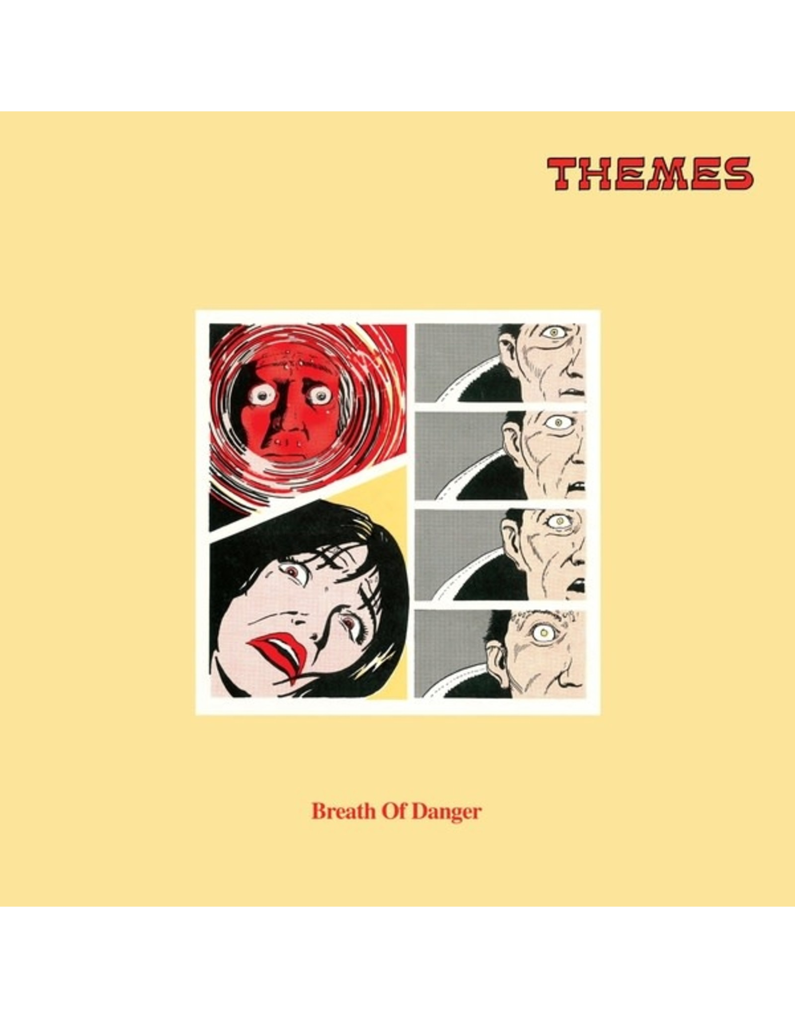 Be With Various: Breath Of Danger LP