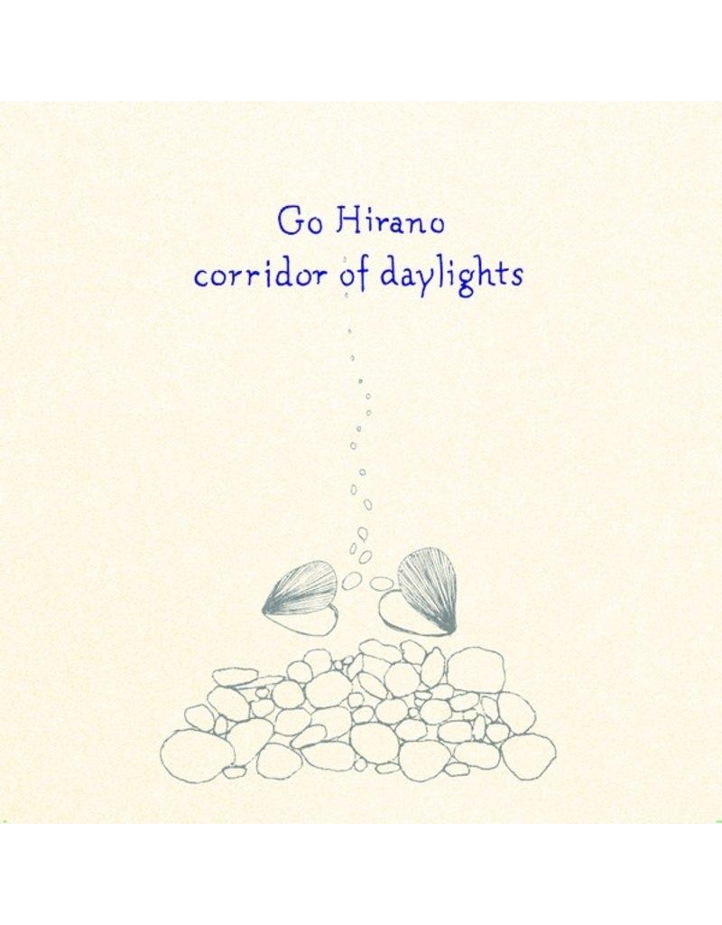 Black Editions Go Hirano: Corridor LP