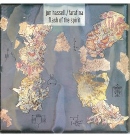 Glitterbeat Hassell, Jon/Farafina: Flash of the Spirit LP