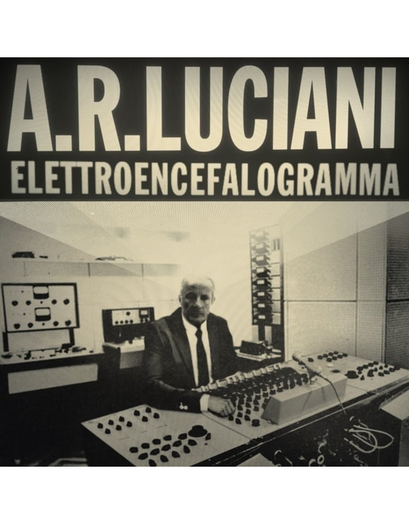 Dead Cert Luciani, Antonino Riccardo: Elettroencefalogramma LP