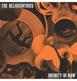 Madlib Invazion Heliocentrics: Infinity Of Now LP