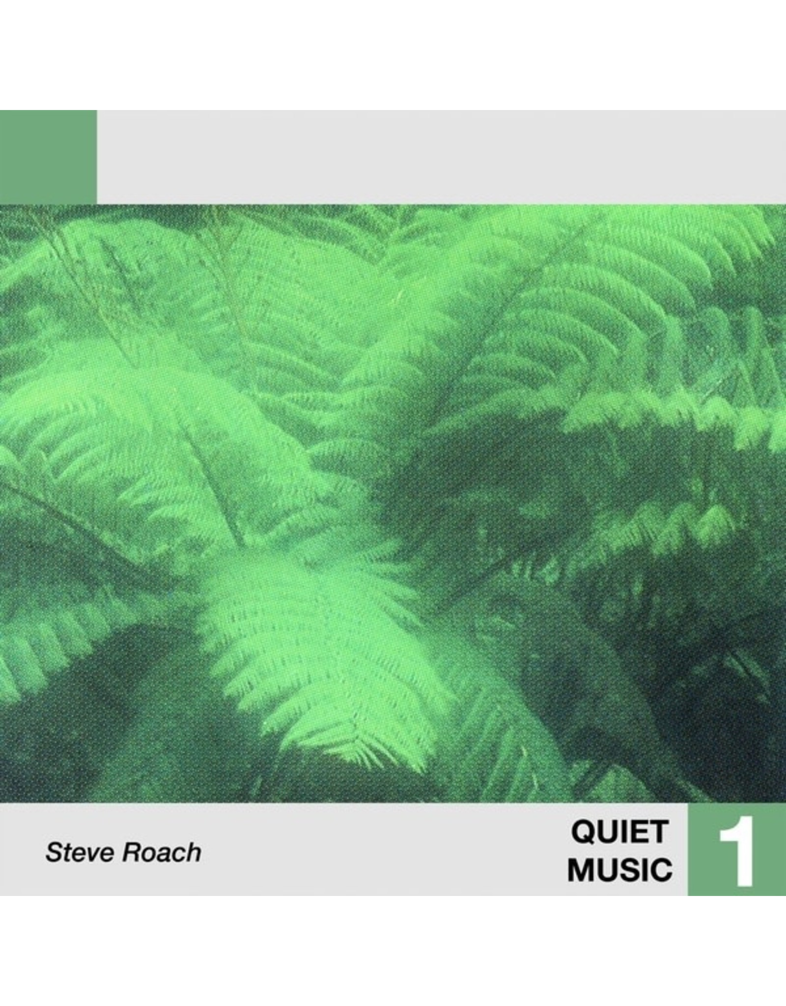 Telephone Explosion Roach, Steve: Quiet Music 1 LP