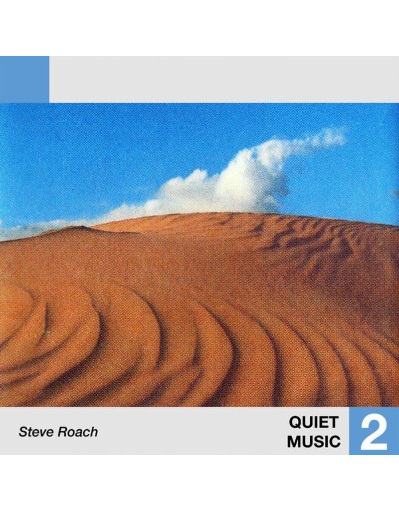Telephone Explosion Roach, Steve: Quiet Music 2 LP