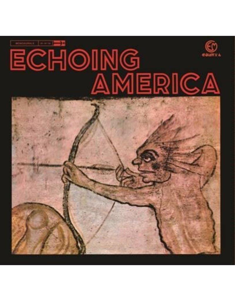 Cometa Torossi, Stefano/Giovanni Tommaso: Echoing America LP