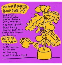 Mom + Pop Barnett, Courtney: MTV Unplugged Live In Melbourne LP