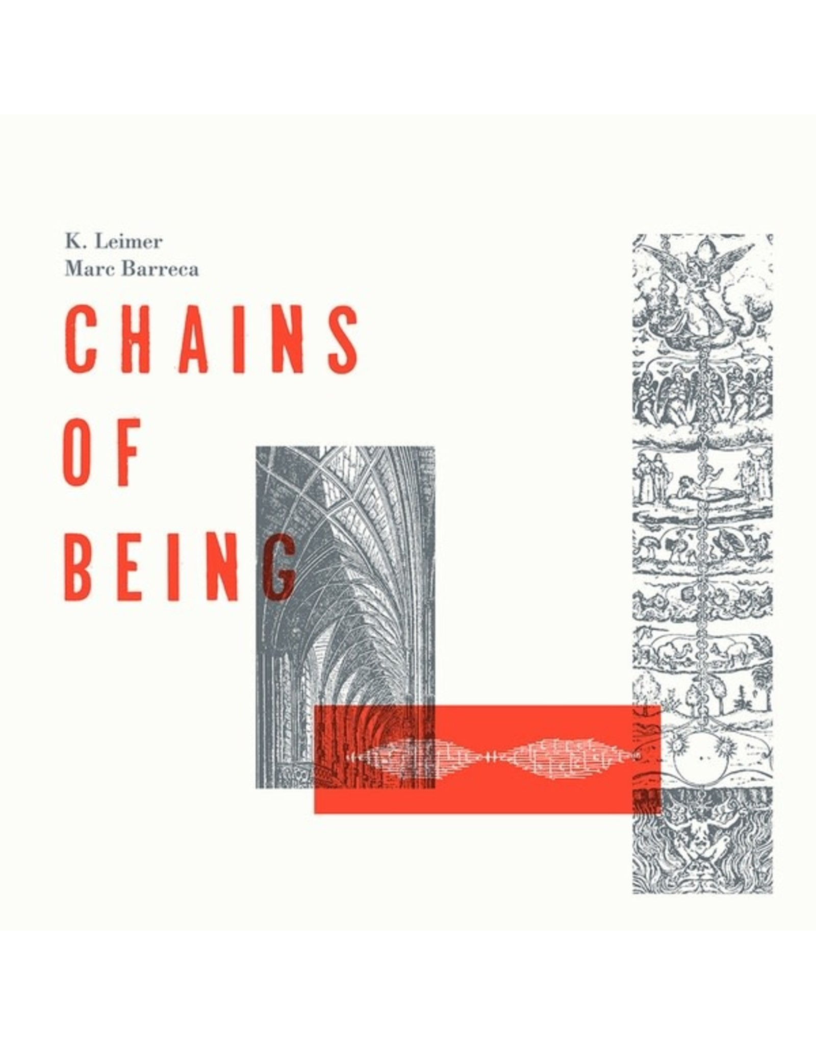 Abstrakce Leimer, K/Barreca, Marc: Chains of Being LP