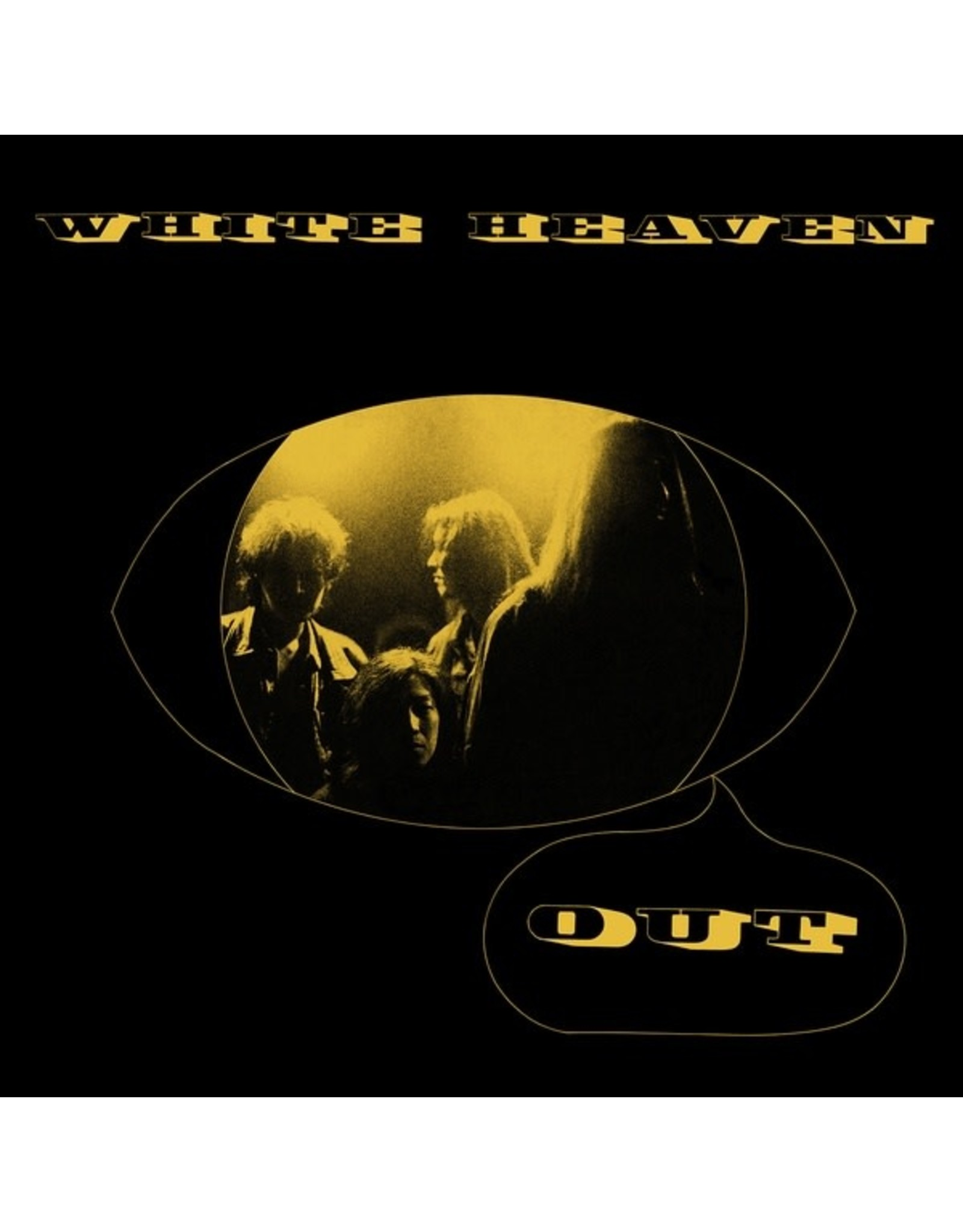 Black Editions White Heaven: Out LP