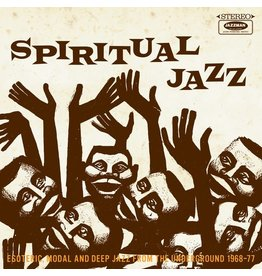Jazzman Various: Spiritual Jazz Volume 1 LP