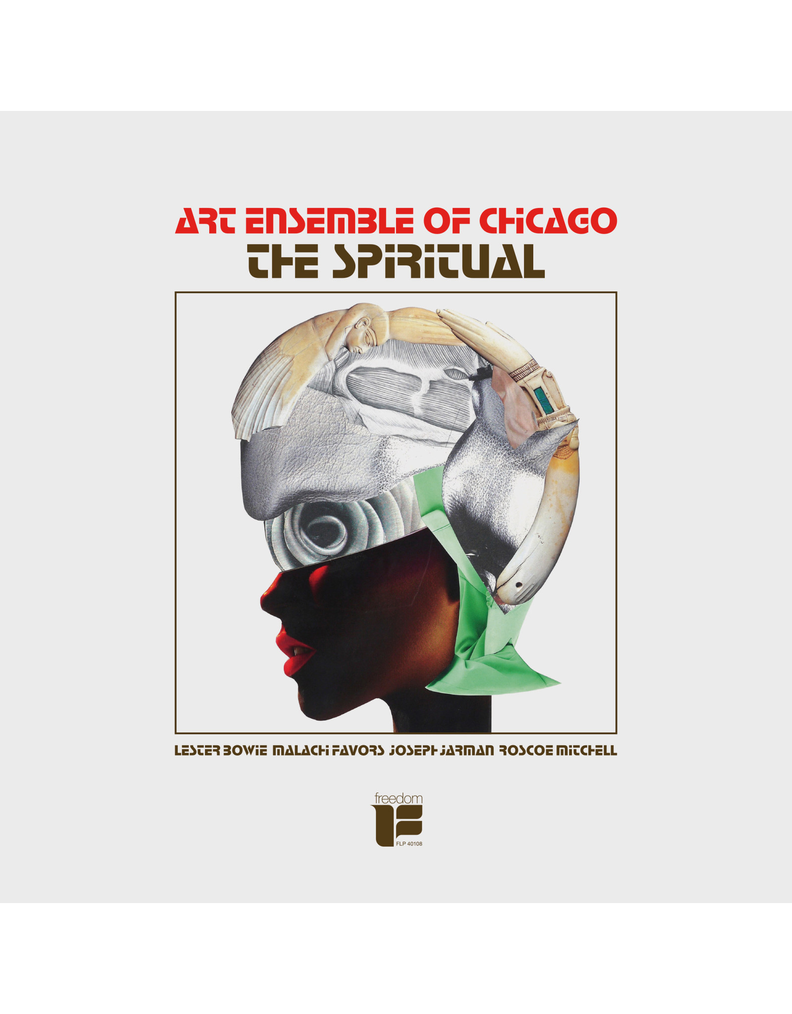 Art Ensemble Of Chicago: The Spiritual LP